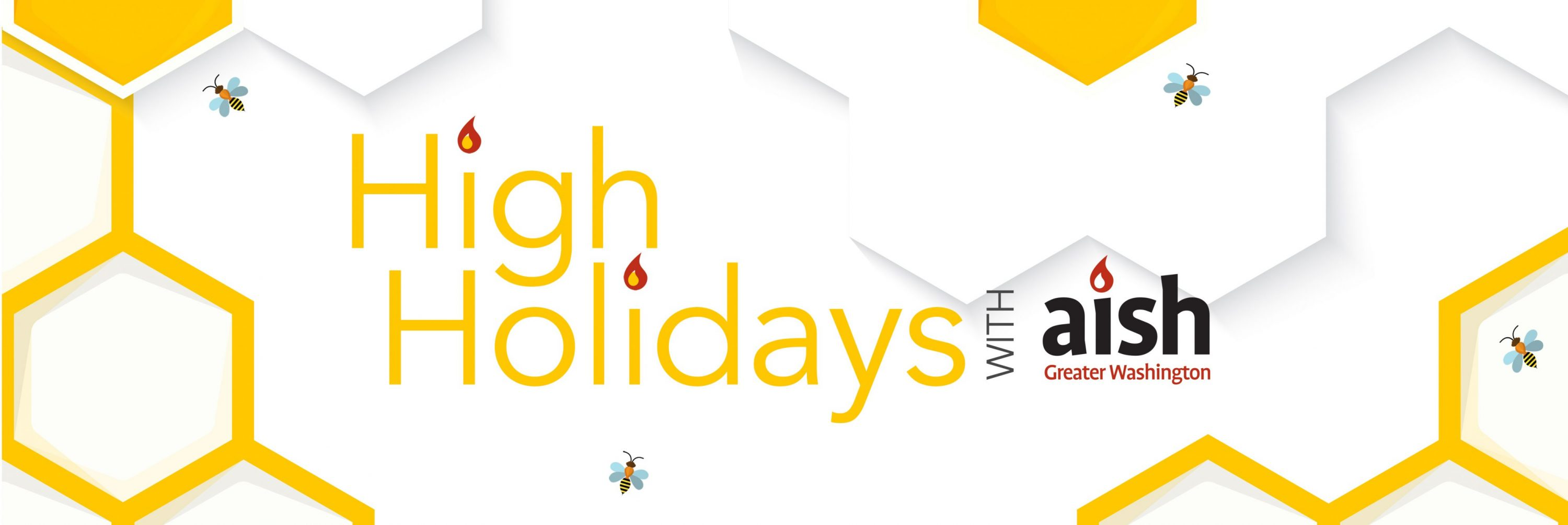 High Holidays with Aish of Greater Washington
